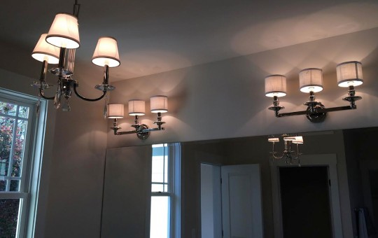 Retrofitting Lighting Project